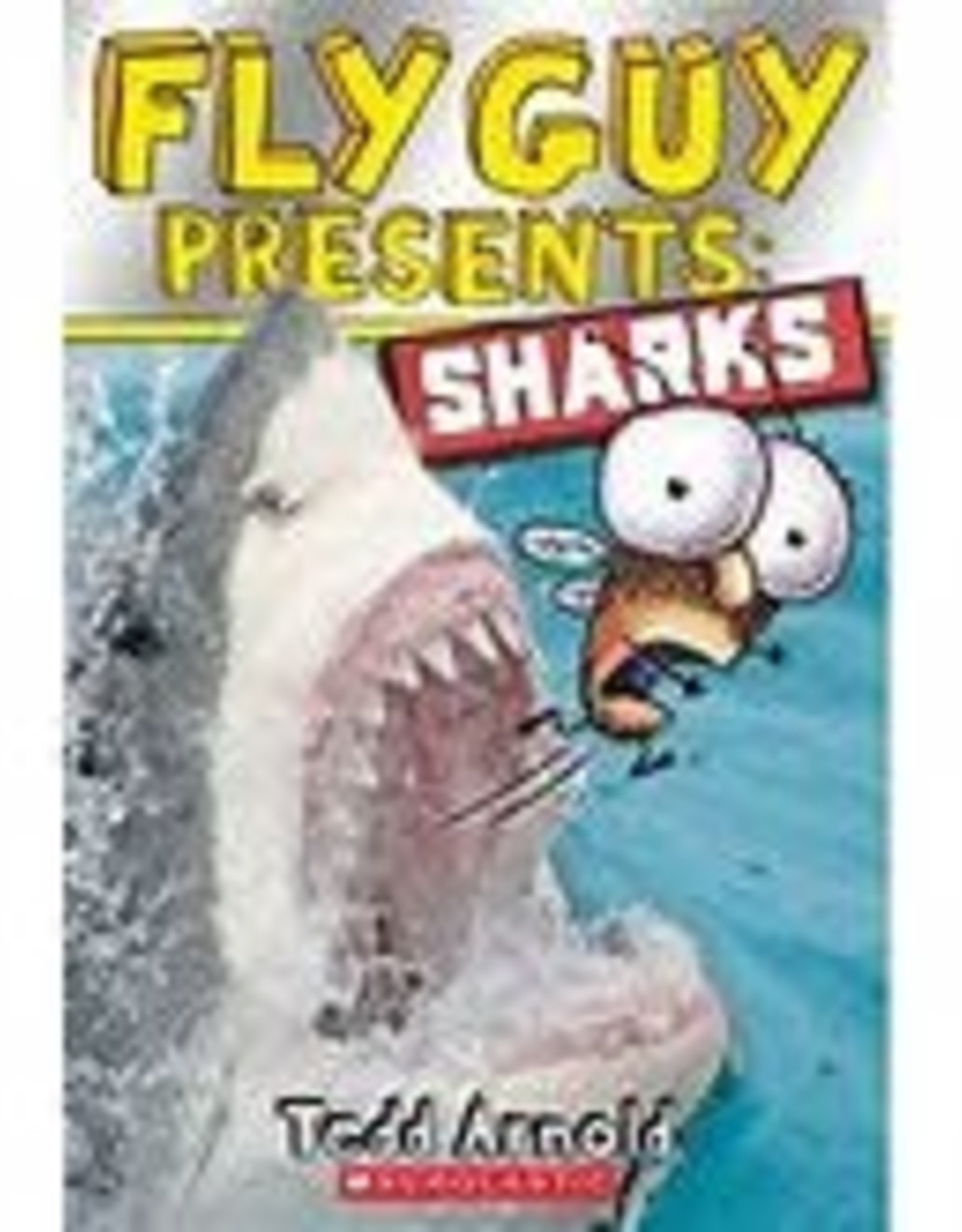 Scholastic Fly Guy Presents Sharks