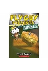 Scholastic Fly Guy Presents Snakes