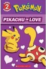 Scholastic Pokemon: Pikachu in Love