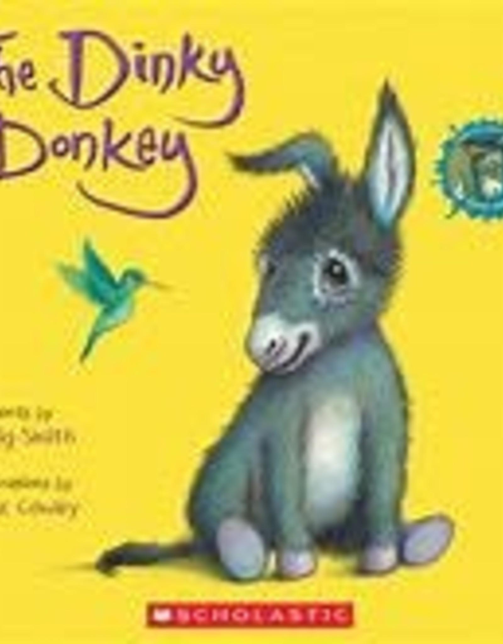 Scholastic The Dinky Donkey
