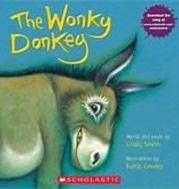 Scholastic Wonky Donkey