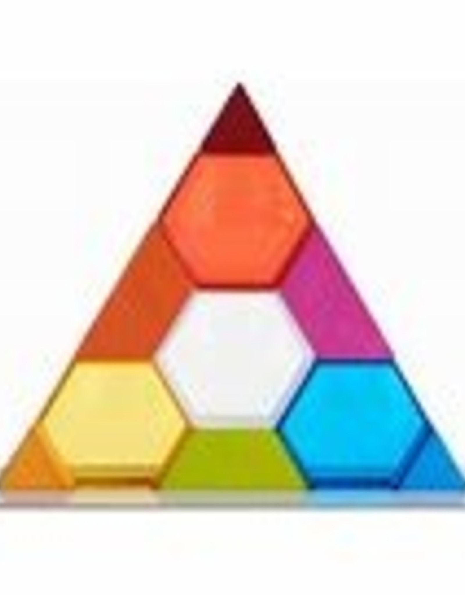 Haba Color Crystals Stacking Game