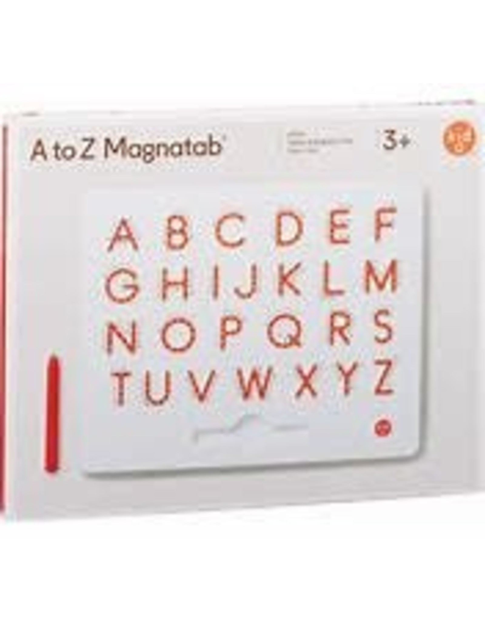 PLAYMONSTER A TO Z UPPER CASE MAGNATAB
