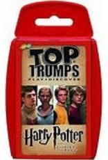 Top Trumps Harry Potter & The Goblet Of Fire Top Trumps (USE #002333 OLD#1947)