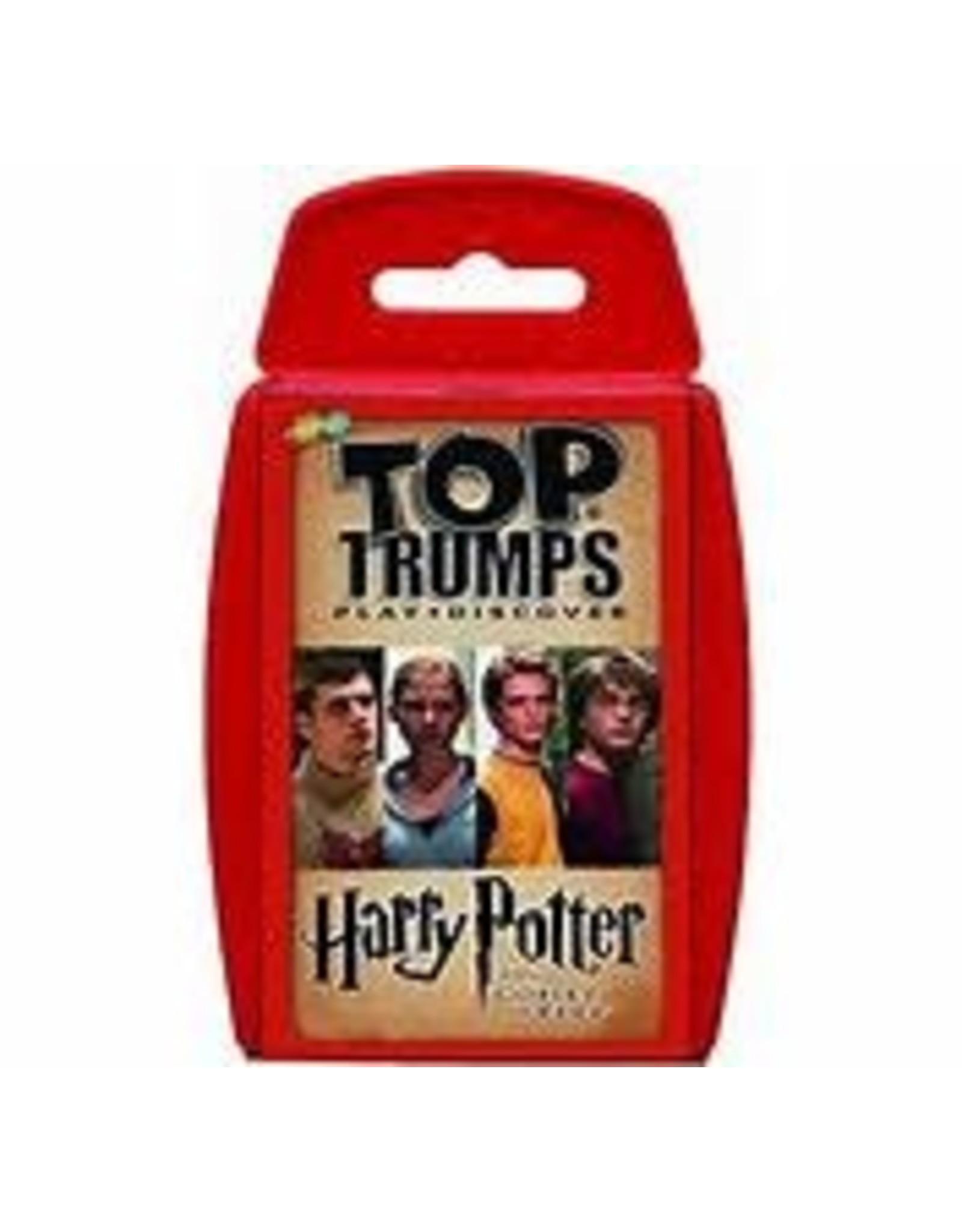 Top Trumps Harry Potter & The Goblet Of Fire Top Trump