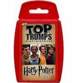 Top Trumps Harry Potter & The Goblet Of Fire Top Trump