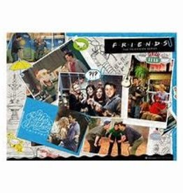 Top Trumps Puzzle: Friends Scrapbook
