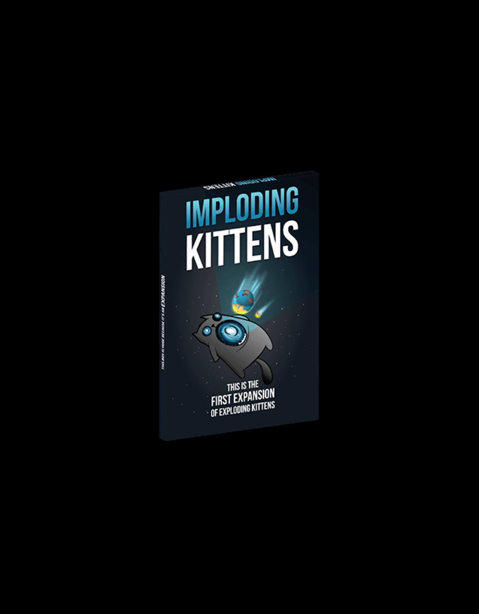 Exploding Kittens Exploding Kittens: Imploding Kittens Expansion