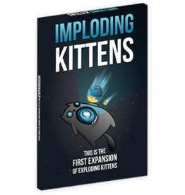 Exploding Kittens Exploding Kittens: Imploding Kittens Expansion