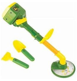 TOMY John Deere Lawn And Garden Value Set: Weed Trimmer And Garden Tools