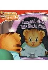 Daniel Gets His Hair Cut