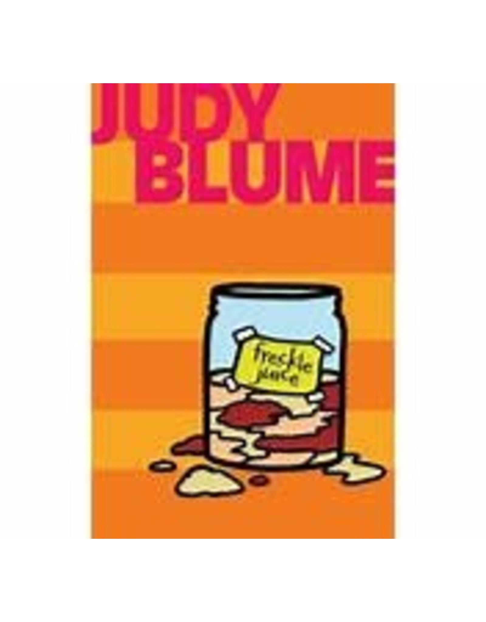 Freckle Juice , Judy Blume
