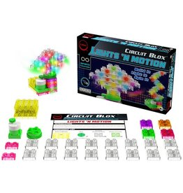 E Blox Circuit Blox - Lights n' Motion