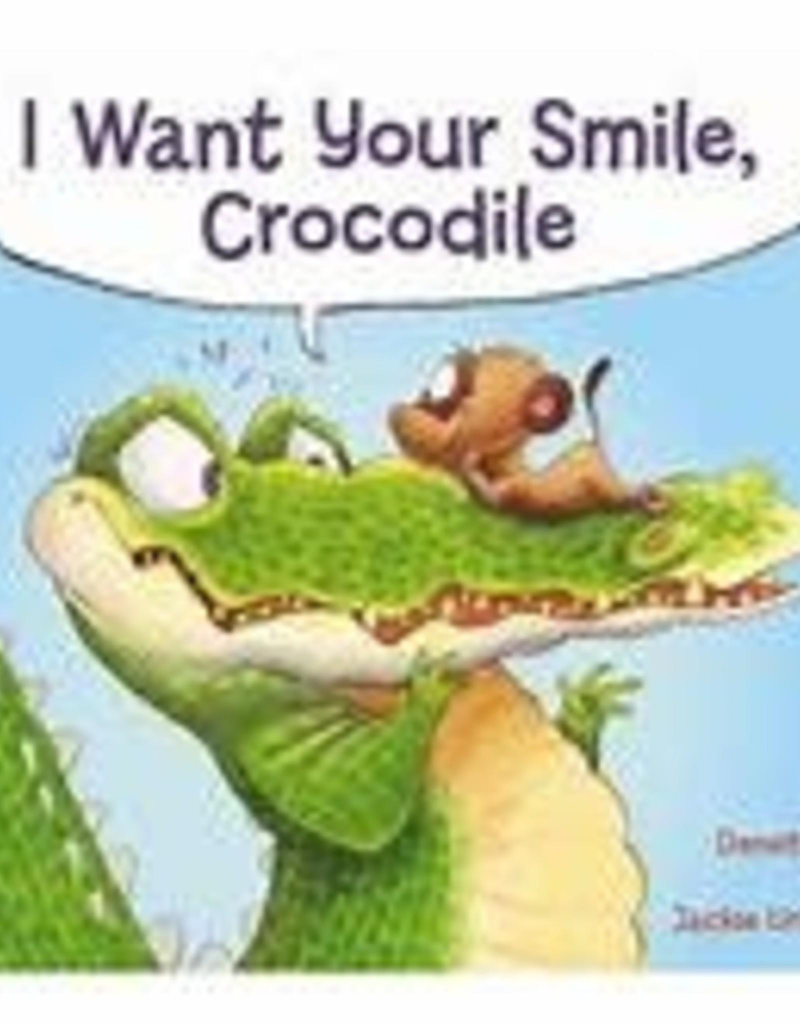 I Want Your Smile Crocodile