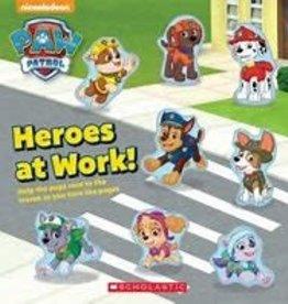 Paw Patrol Paw Patrol: Heroes at Work