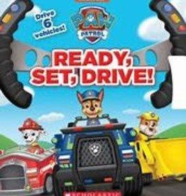Paw Patrol Paw Patrol: Ready, Set, Drive!