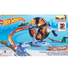 Hot Wheels Hot Wheels Spinwheel Challenge Playset