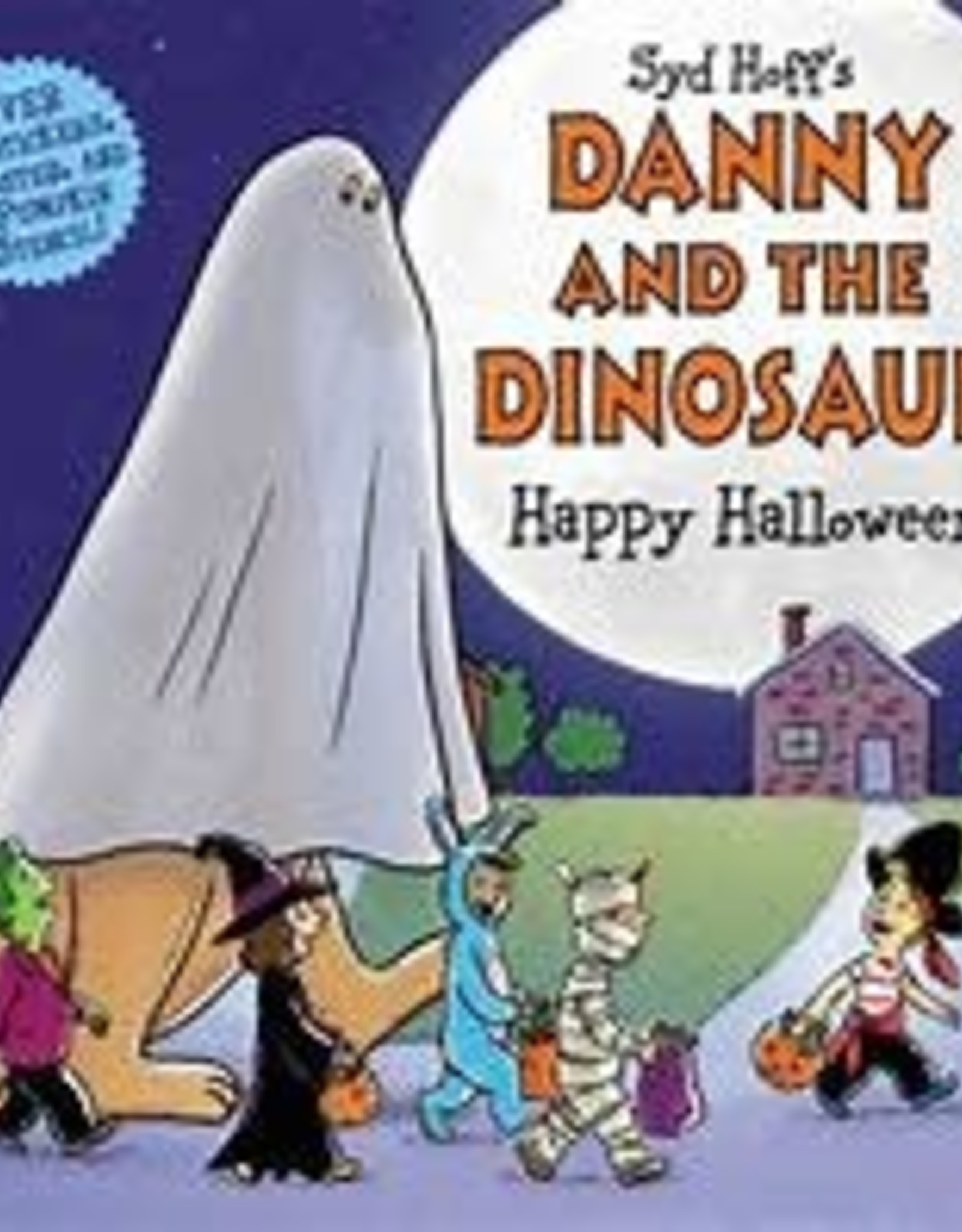Happy Halloween Danny and the Dinosaur