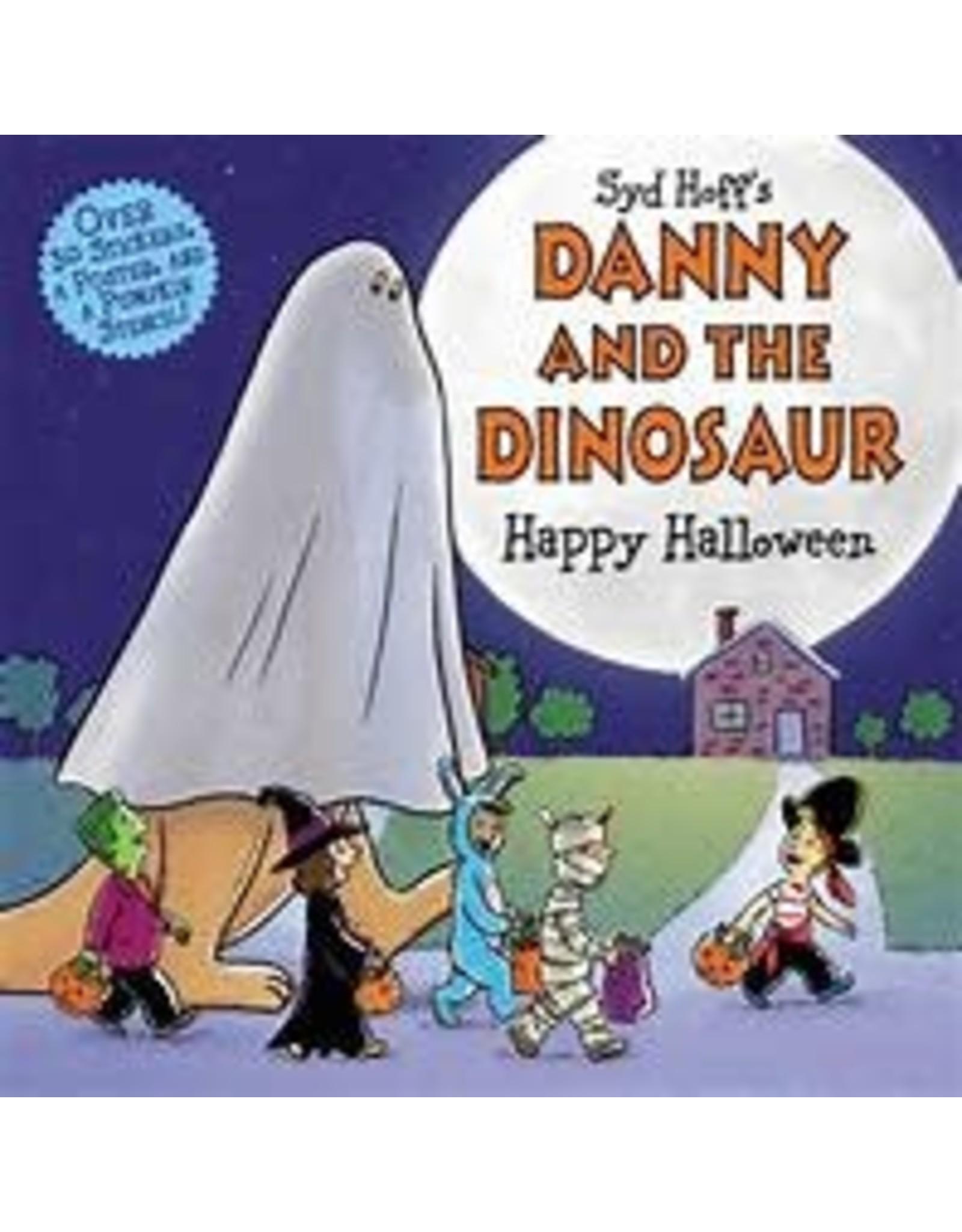 Happy Halloween Danny and the Dinosaur