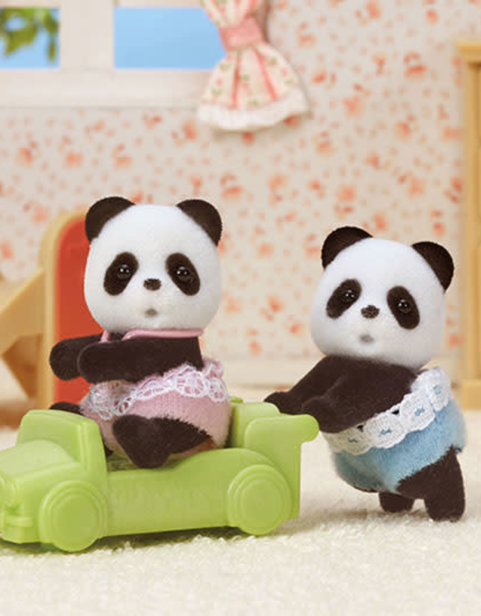 Calico Critters Wilder Panda Twins