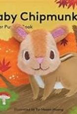 Baby Chipmunk finger puppet