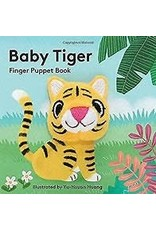 Continuum Baby Tiger finger puppet