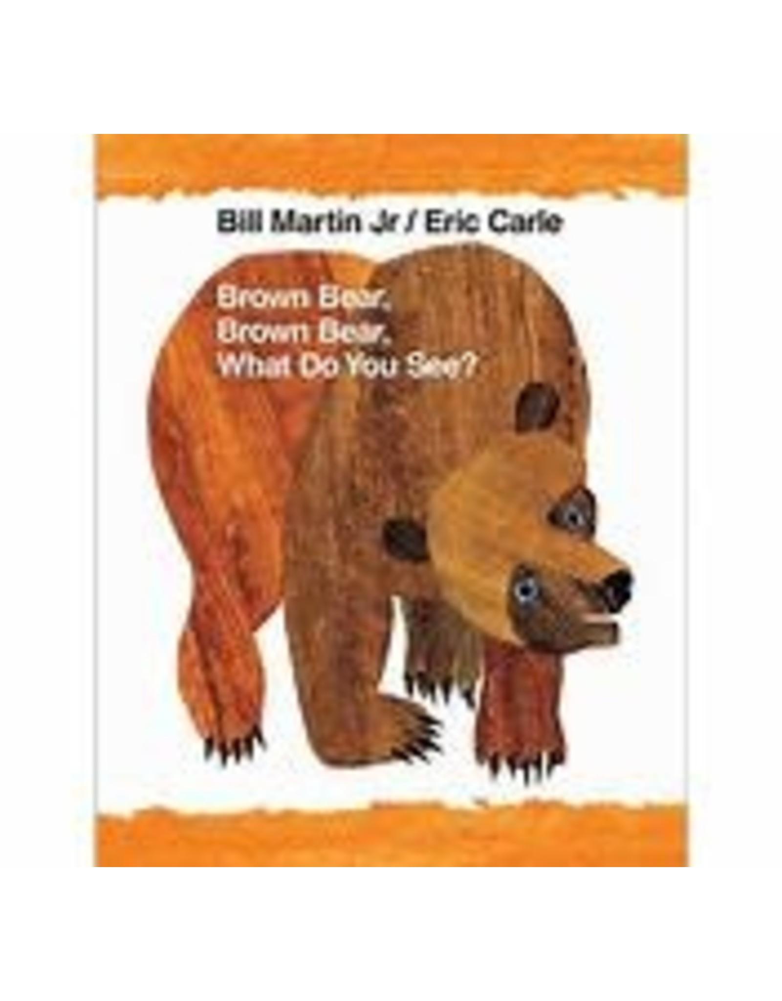 Brown Bear Brown Bear Big Book
