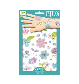 DJECO Tattoos Fair Flowers Of the