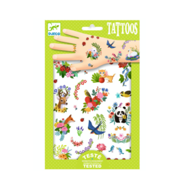 DJECO Tattoos Happy Spring