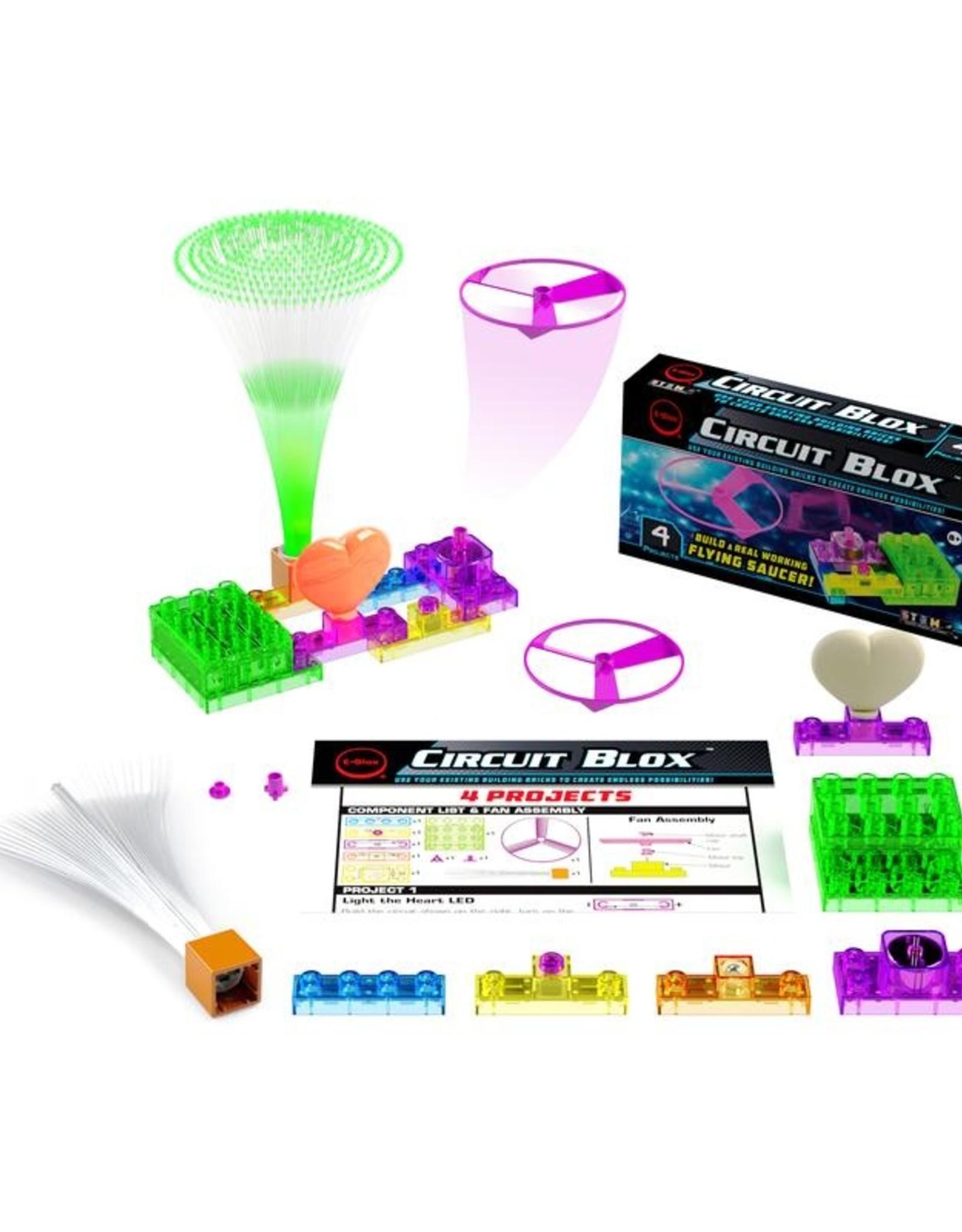 E Blox Circuit Blox Mini 4  CB0156