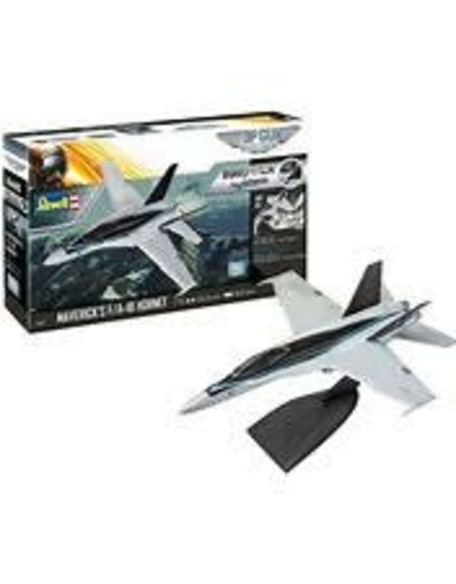 Revell Maverick's F/A-18E Hornet