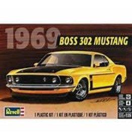 Revell '69 Boss 302 Mustang