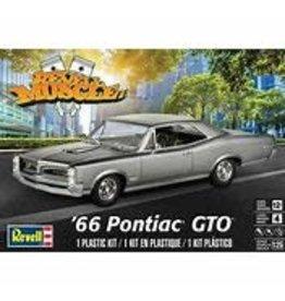 Revell '66 Pontiac GTO