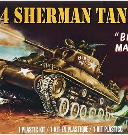 Revell M-4 Sherman Tank