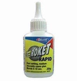 Deluxe Materials Roket Rapid Glue