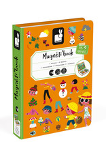 JURA Toys 4 SEASONS MAGNETI'BOOK