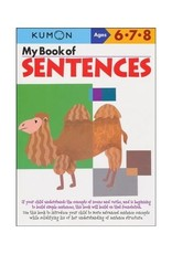 Kumon MY BOOK OF SENTENCES