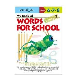 Kumon WORDS FOR SCHOOL L3