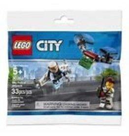 LEGO Police Jetpack Bag