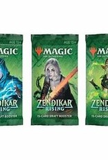 Magic the Gathering MTG Zendikar Rising