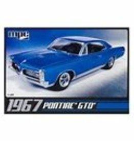 MPC Model: 1967 Pontiac GTO