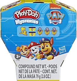 PLAY DOH Play Doh Paw Patrol Mysteries