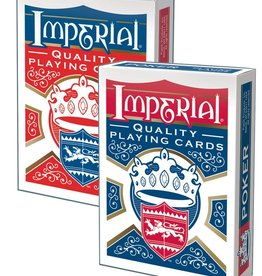 PLAYMONSTER Imperial Poker Playing Cards