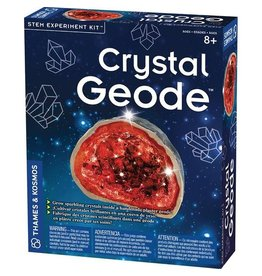 Thames and Kosmos Crystal Geode - 3L Version
