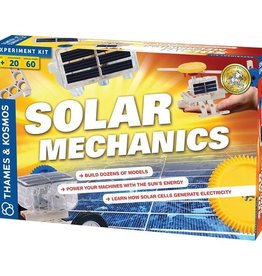 Thames and Cosmos Solar Mechanics
