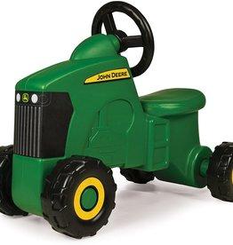 TOMY John Deere Sit N Scoot Tractor
