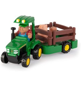 TOMY First Farming Fun Hauling Set