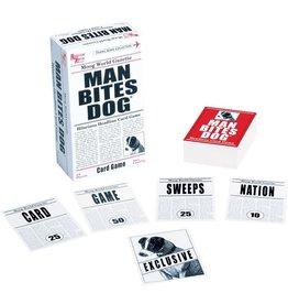 University Games Man Bites Dog Card Game