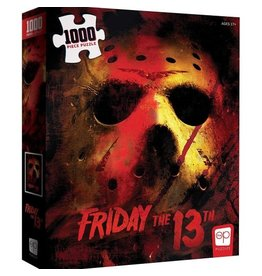 USAOPOLY Friday the 13th 1000 pc puzzle