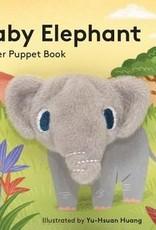 Baby Elephant finger puppet